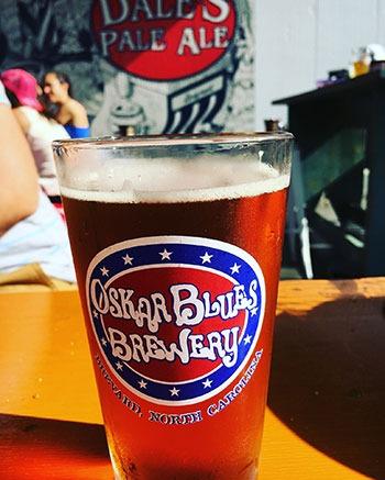 Breweries in Brevard NC Oskar Blues Image