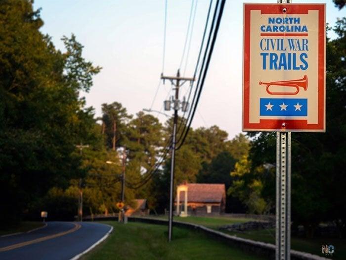 Bennett Place Durham NC Image
