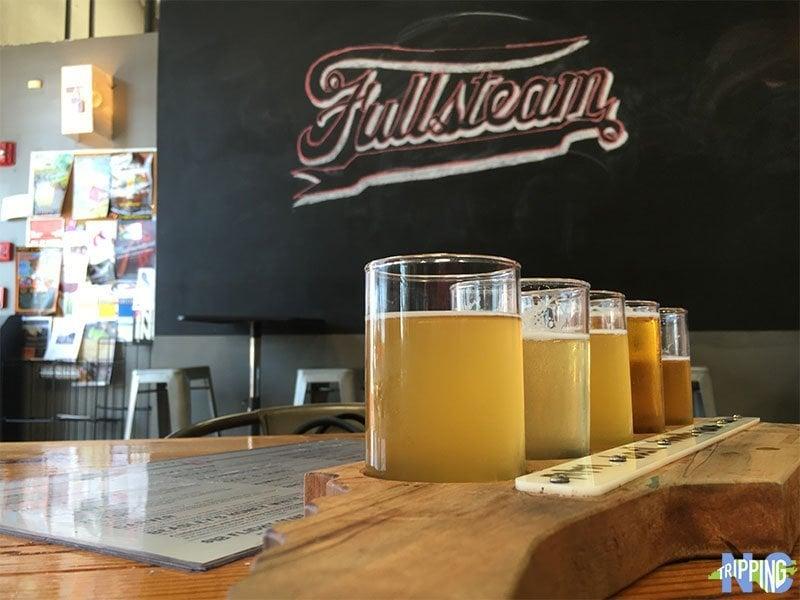 Durham Breweries Fullsteam Brewery North Carolina