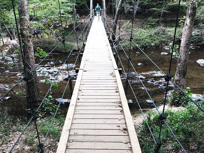 Eno River State Park Durham NC Cox Mountain Trail Image