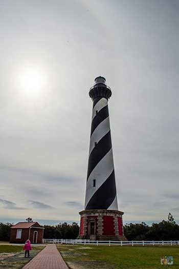 Hatteras Lighthouse NC Image
