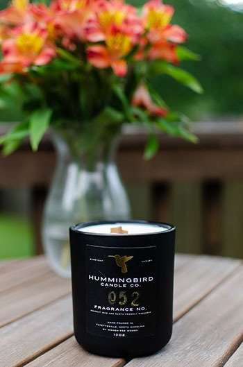 hummingbird candle company nc gifts