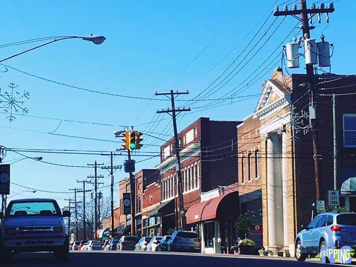 Small Towns in the Research Triangle Mebane NC Image