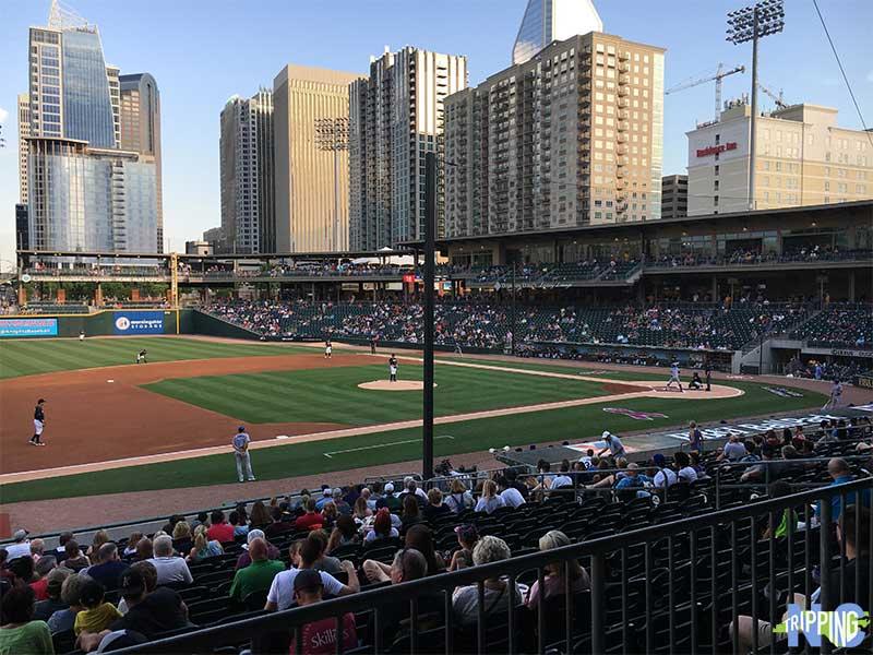 Charlotte Knights BB&T Ballpark