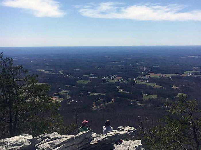Hanging Rock State Park Cooks Wall Image