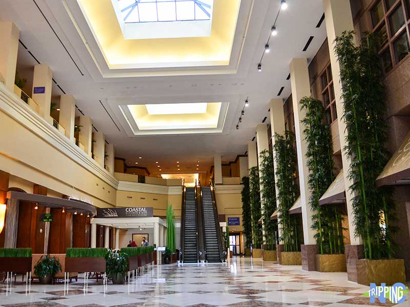 Hilton Lobby hotels downtown charlotte nc