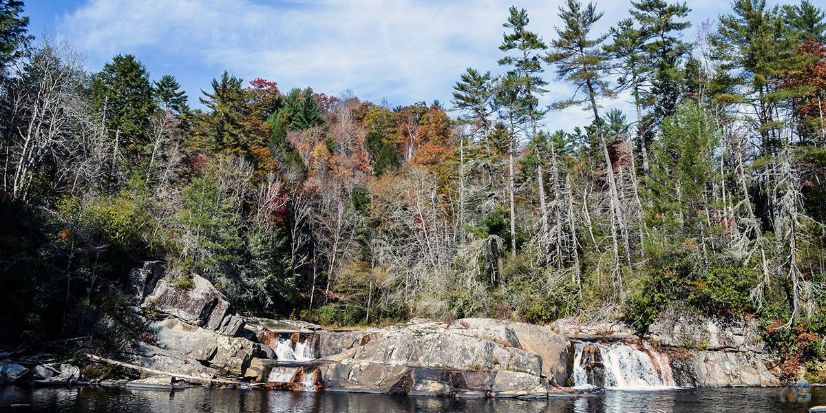 Linville Falls North Carolina Hiking Info Guide Featured Image