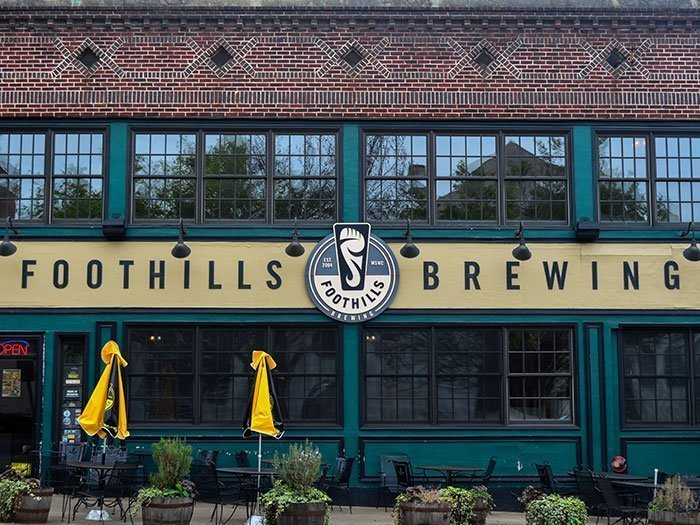 North Carolina Breweries Foothills Brewery Image