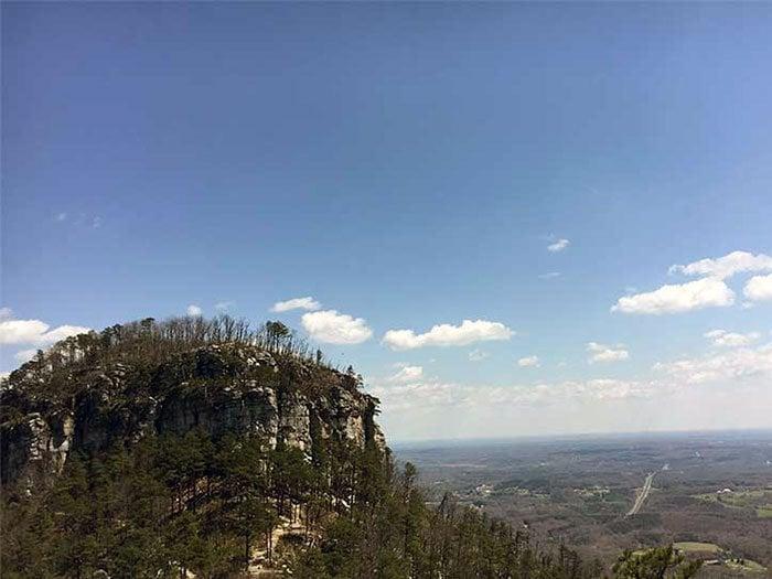 Pilot Mountain nc Image