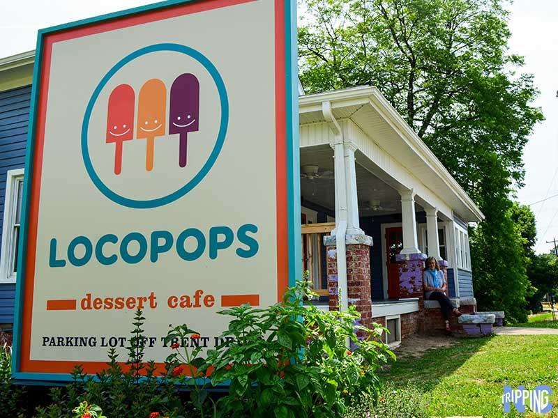 Locopops frozen popsicles Durham NC