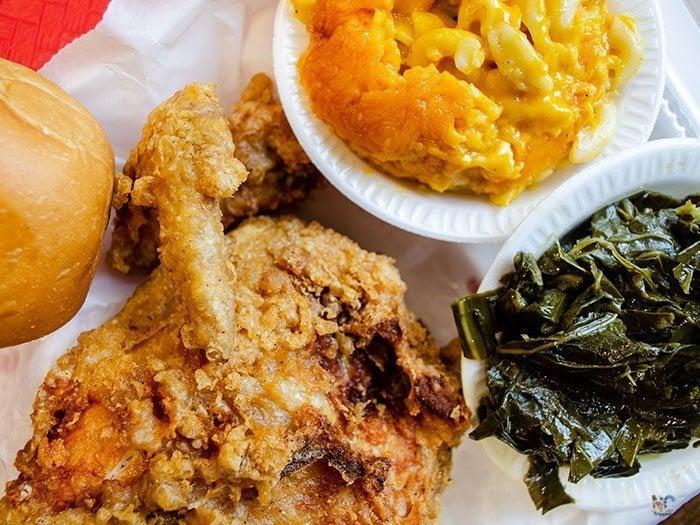 Best Restaurants Durham NC The Chicken Hut Image