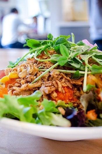 Casual Restaurants in Durham NC ZenFish Poke Bar Images