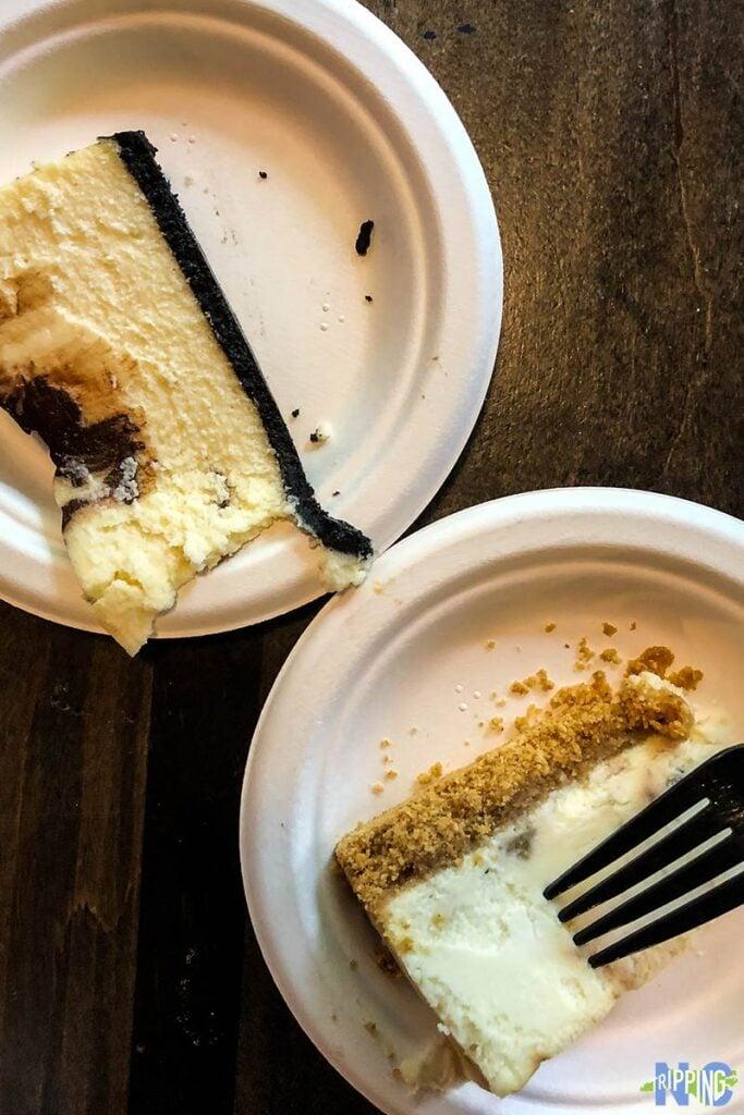 North Carolina Food Cheescakes by Alex Greensboro