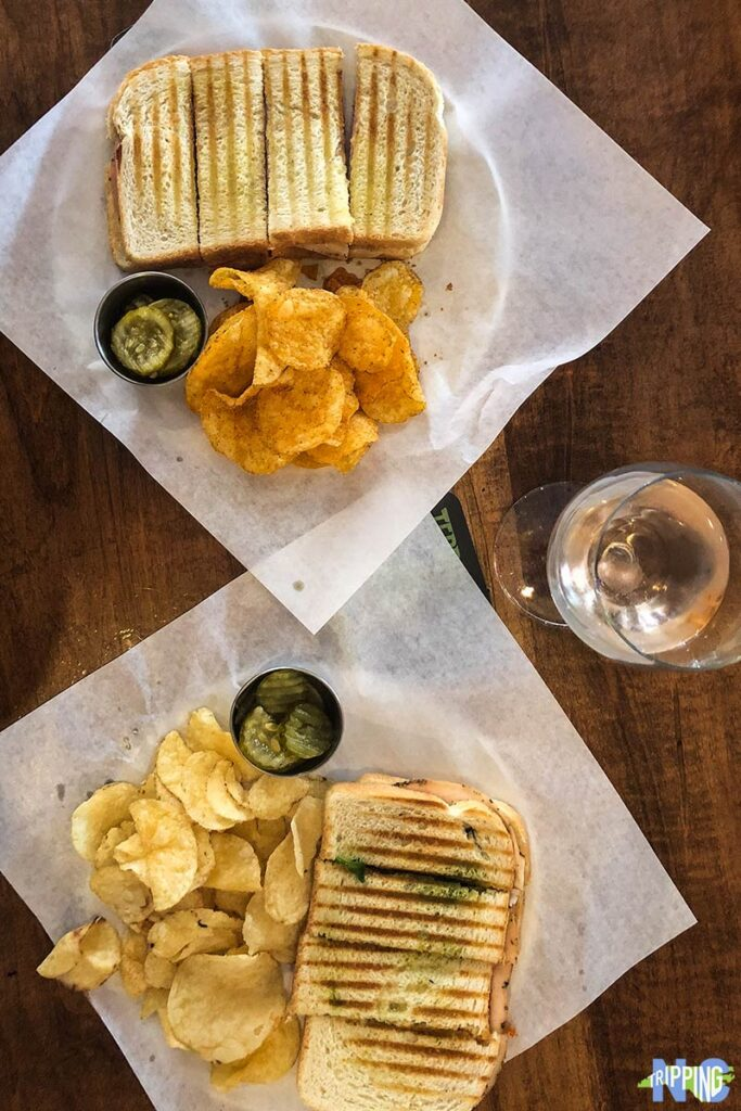 North Carolina Food and Beer Horigan's Greensboro