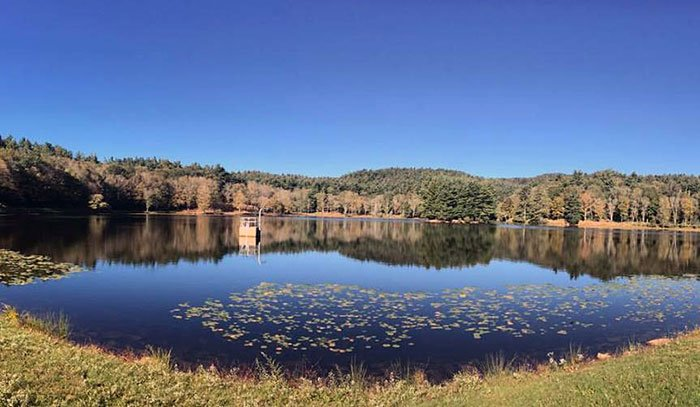Bass Lake Trail Blowing Rock NC
