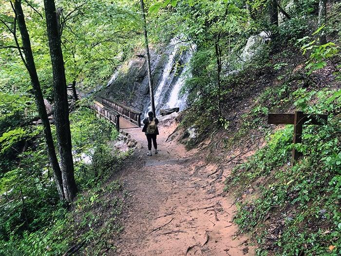 Deep Creek Trail Best Hiking in North Carolina