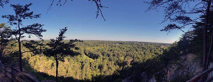 Occoneechee Mountain NC