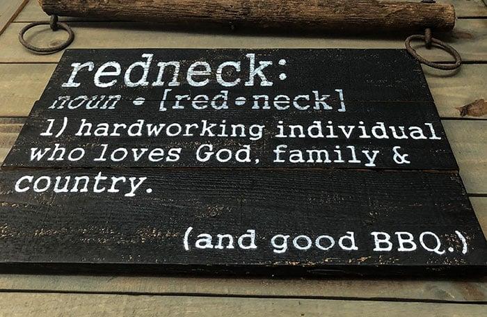 Restaurants near Benson NC Redneck BBQ Image