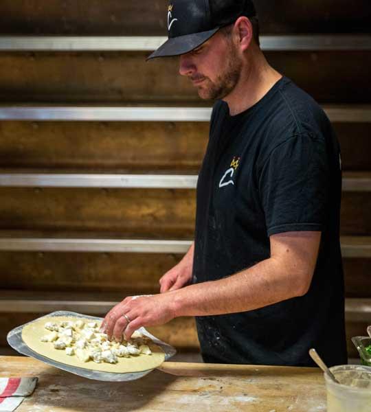 Chapel Hill Food Carrboro Coronato Pizza