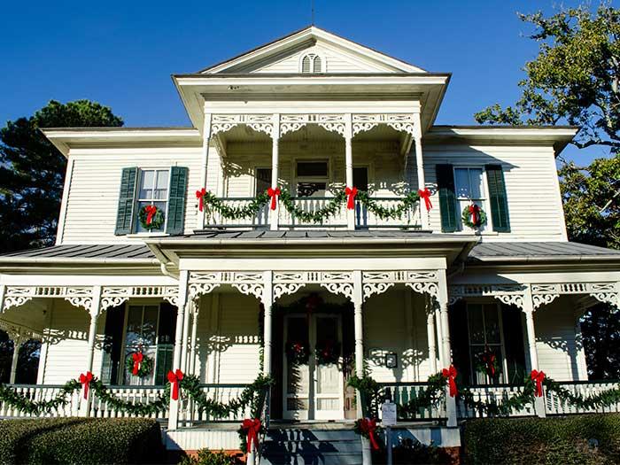 Fayetteville NC 1897 Poe House