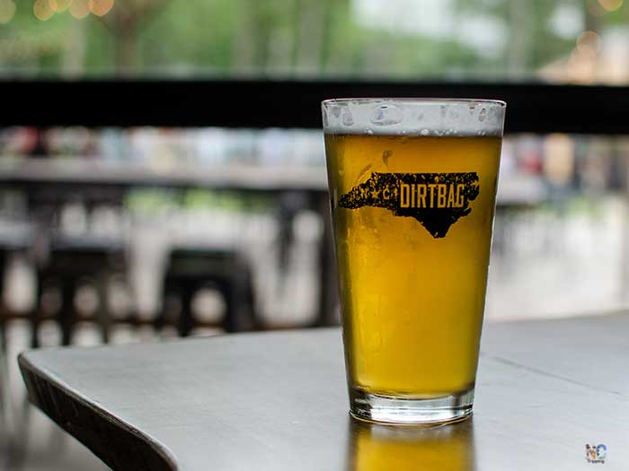 Breweries in North Carolina Dirtbag Ales Fayetteville NC Image