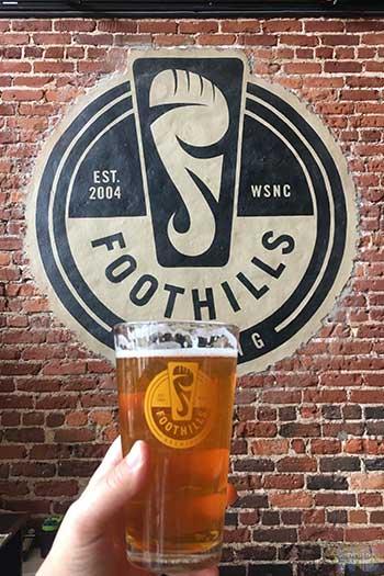 North Carolina Breweries Foothills Brewing Winston Salem Image