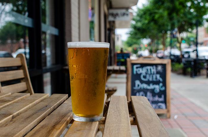 North Carolina Breweries Fourth Creek Brewing Statesville