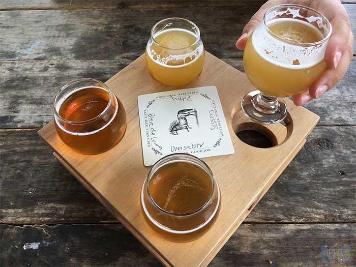 North Carolina Breweries Ponysaurus Brewing Durham NC Image