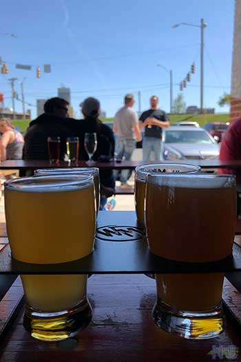 North Carolina Breweries Wiseman Brewing Winston-Salem NC Image