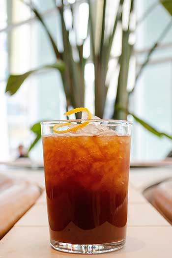 The Durham Hotel North Carolina Travel Guide Coffee Soda Image