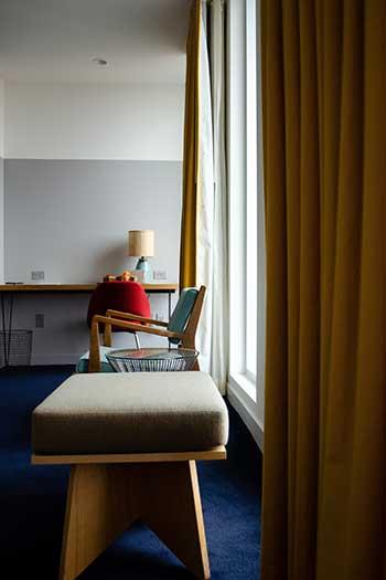 The Durham Hotel North Carolina Travel King Superior Room Image