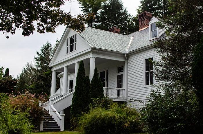 Museums in North Carolina Carl Sandburg Home