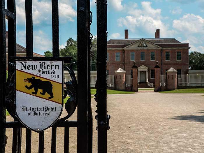 Museums in North Carolina Tryon Palace New Bern Image
