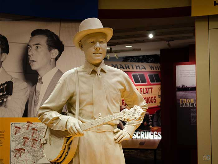North Carolina Attractions Shelby NC Earl Scruggs Center Images