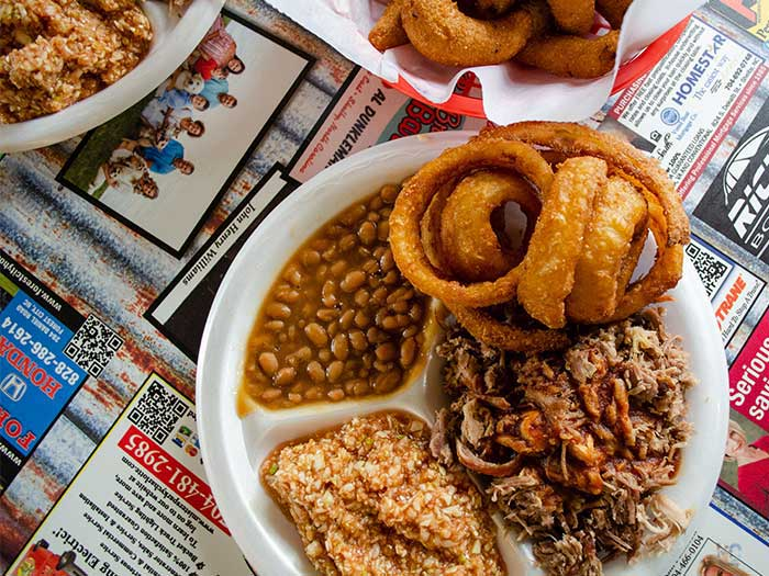 Restaurants in Shelby NC Red Bridges Barbecue Image