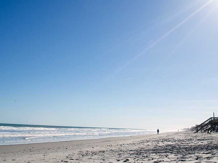 Topsail Beach North Carolina Image