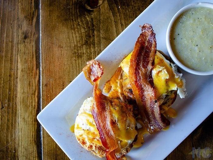 Best Breakfast in Fayetteville NC Circa 1800 Image
