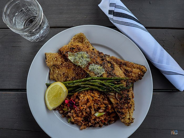 Speckled Trout is one of the best Blowing Rock restaurants.