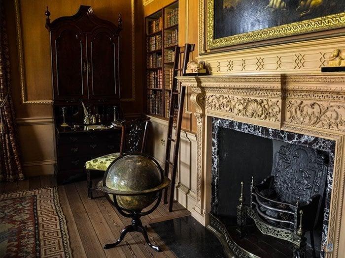 North Carolina History Tryon Palace New Bern NC Image