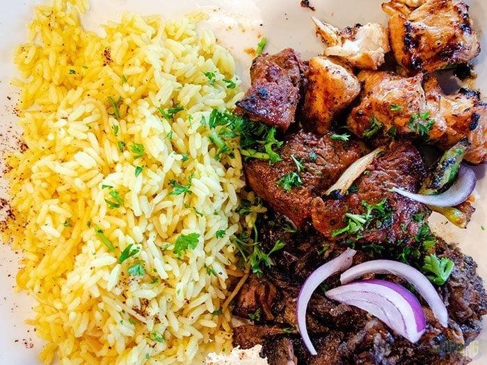 Restaurants in Jacksonville NC Marrakech Image