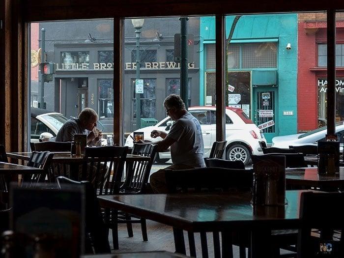 Best Restaurants Greensboro North Carolina Natty Greenes Image
