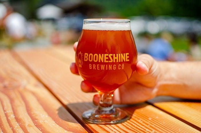 Booneshine Brewing Boone NC