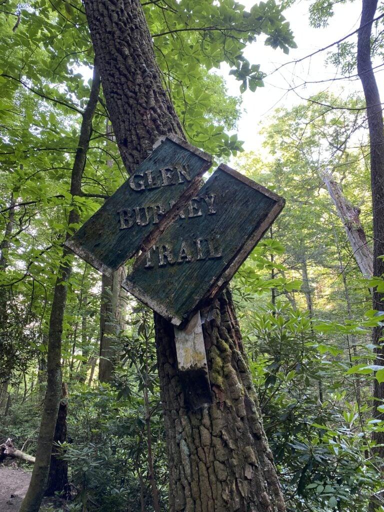 Glen Burney Trail Blowing Rock NC