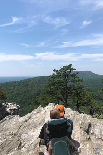 North Carolina State Parks Danbury NC Hanging Rock Image