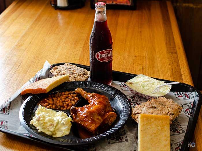 Best BBQ in North Carolina Skylight Inn Ayden NC Image