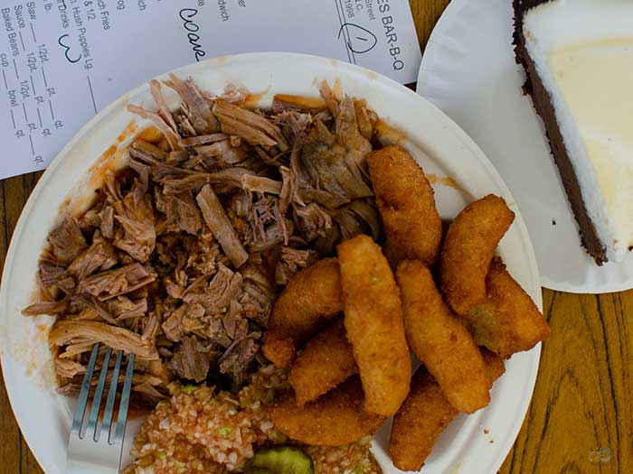 Best North Carolina BBQ Restaurants Alston Bridges Shelby NC Image