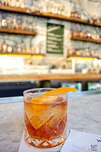 Places to Drink in Raleigh NC Whiskey Kitchen Image