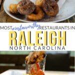 Raleigh Restaurants Pinterest Image 2