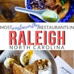 Raleigh Restaurants Pinterest Image 3