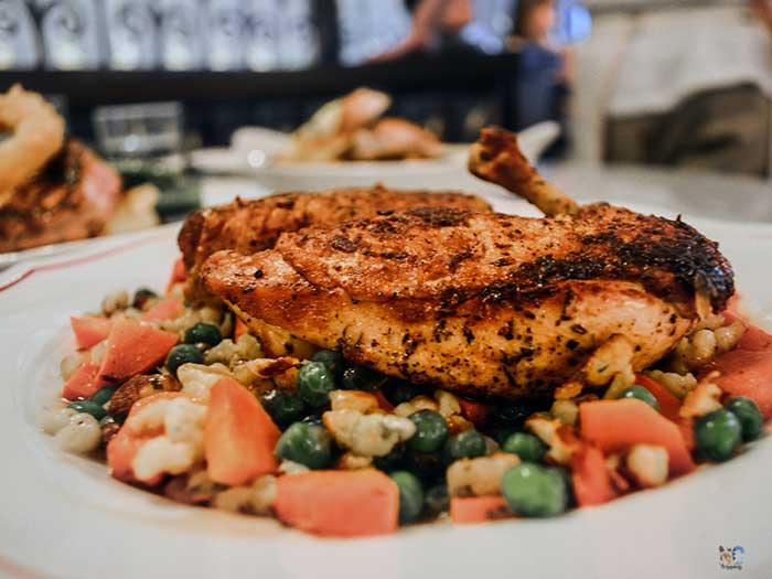Restaurants Downtown Winston-Salem NC Image